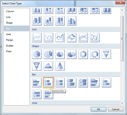 Bar Chart Report in SSRS-3