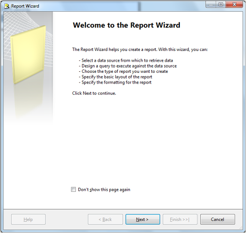 Create Matrix Report in SSRS-5