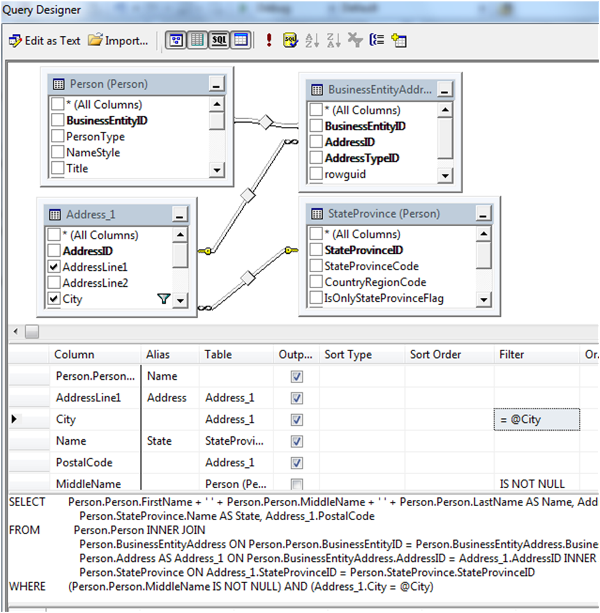 Create SSRS Report With Parameters-3