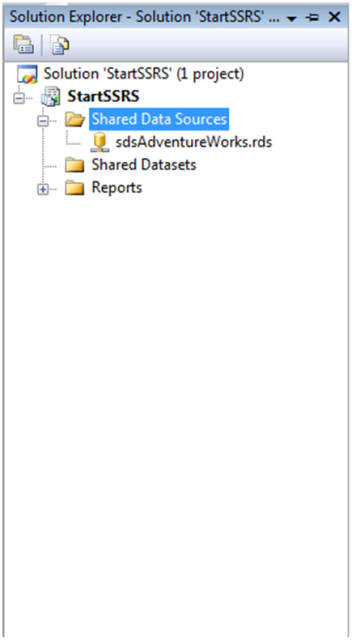 Create Shared Data Source in SSRS-7