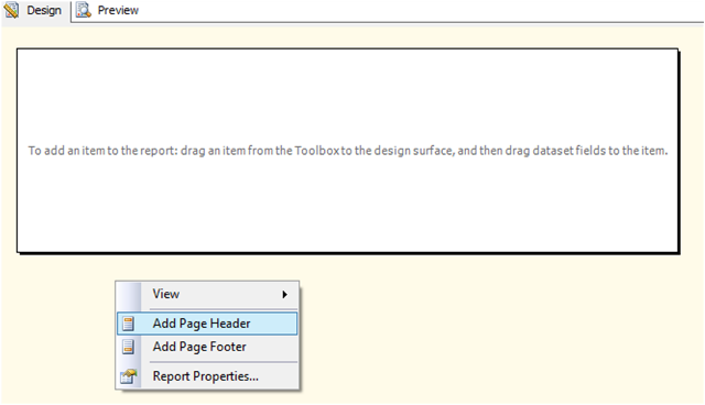 Custom Report Template in SSRS-3