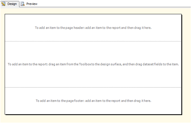 Custom Report Template in SSRS-4