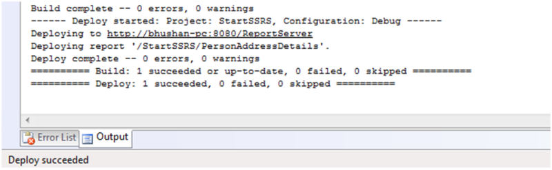 Deploy SSRS Report Server Project-7