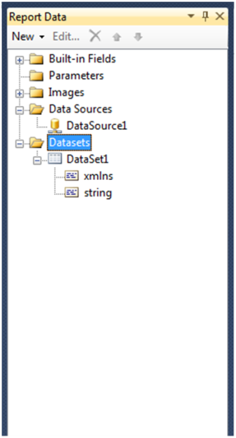 5-WebService as DataSource in SSRS