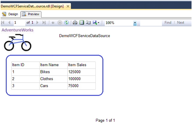 8-WCF Service as DataSource in SSRS