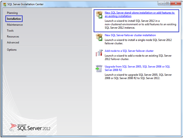 1-Installing SQL Server 2012 Analysis Services Tabular Mode