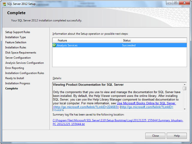 11-Installing SQL Server 2012 Analysis Services Tabular Mode