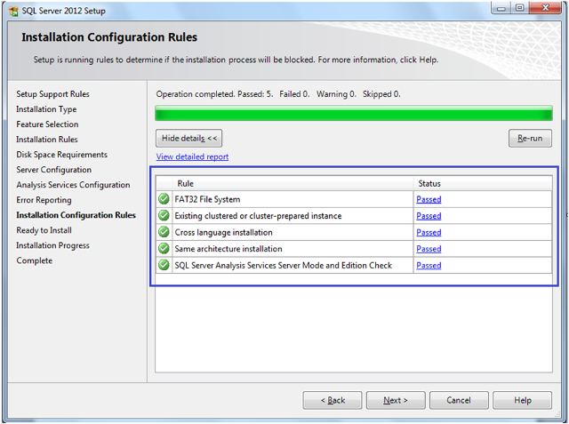 9-Installing SQL Server 2012 Analysis Services Tabular Mode