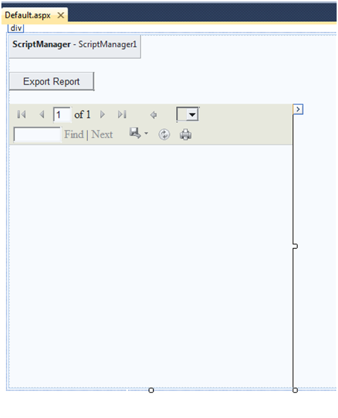 2-Export SSRS Report into PDF Format from ASP.NET Application