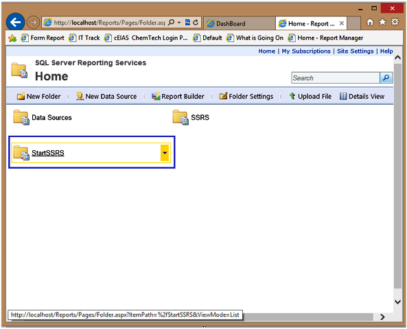 1-Email Subscriptions for SSRS Reports