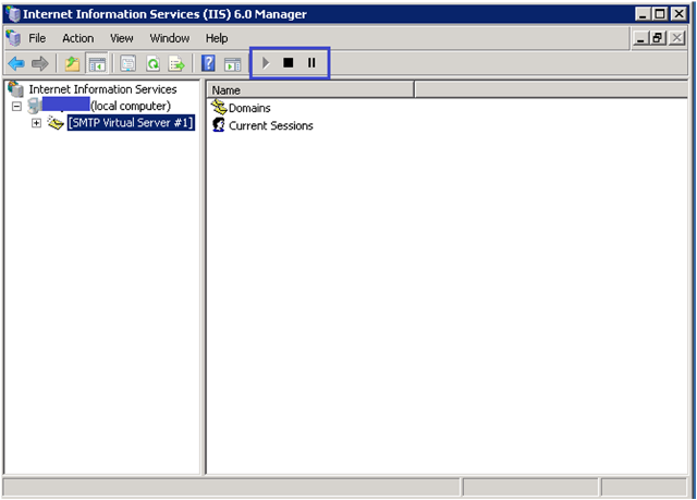 10-Email Configuration in SSRS with SMTP in Windows Server 2008R2