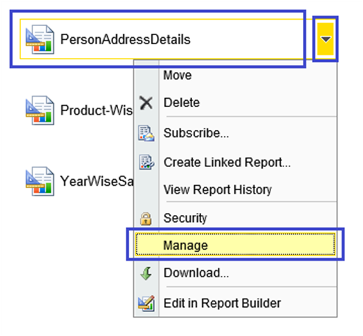 2-Email Subscriptions for SSRS Reports