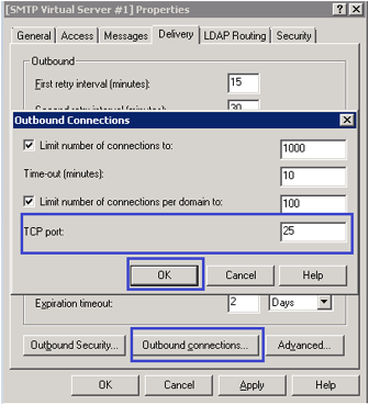 8-Email Configuration in SSRS with SMTP in Windows Server 2008R2