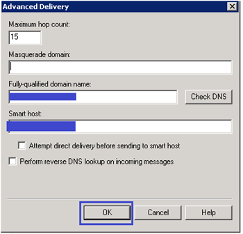 9-Email Configuration in SSRS with SMTP in Windows Server 2008R2